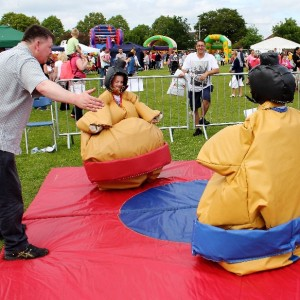 Fun Day Sumo Suits